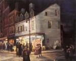 Bleeker Street Saturday Night